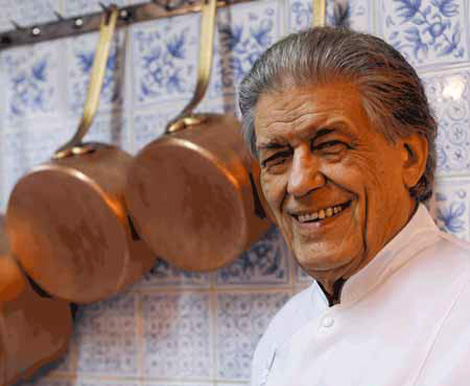 L'interview du chef de cuisine Hubert